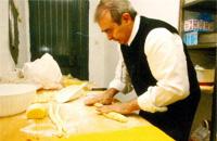 Preparazione pasta emiliana