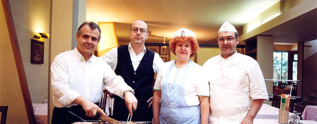 Chef del ristorante Canossa